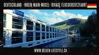 MS EMERALD SUN, MAIN - RHEIN - MOSEL - KREUZFAHRT MIT RIVAGE FLUSSREISEN - reisen-lifestyle.ch