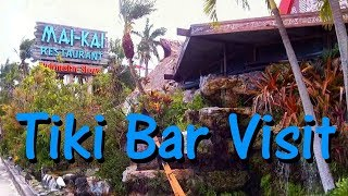 SuperTwins Travel TV - Mai Kai Tiki Bar, Fort Lauderdale Florida