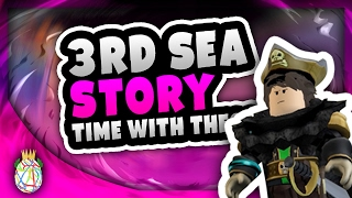 Roblox Arcane Adventures - 3rd Sea Story Time With Theos!