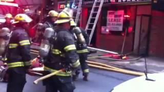 Fire in Philadelphia TODAY 4/23