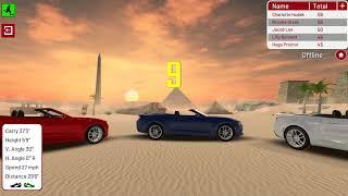 Football Simulator - Desert Environment