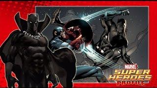 [SHP] 04 ประวัติ Black Panther ราชาแห่ง Wakanda !!