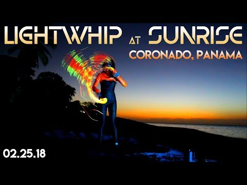 Light Whipping | Sunrise Flow in Panama | Respect DnB Radio