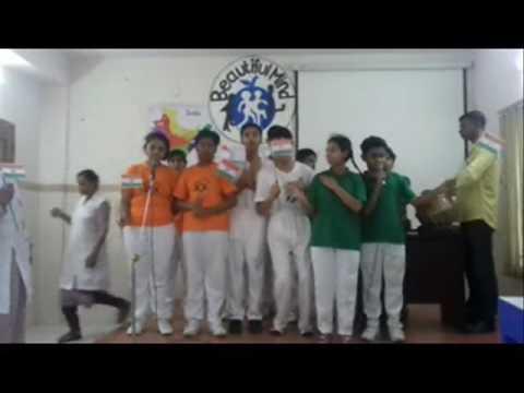 Combined ISA Project - video  Beautiful Mind & Prayaag International School