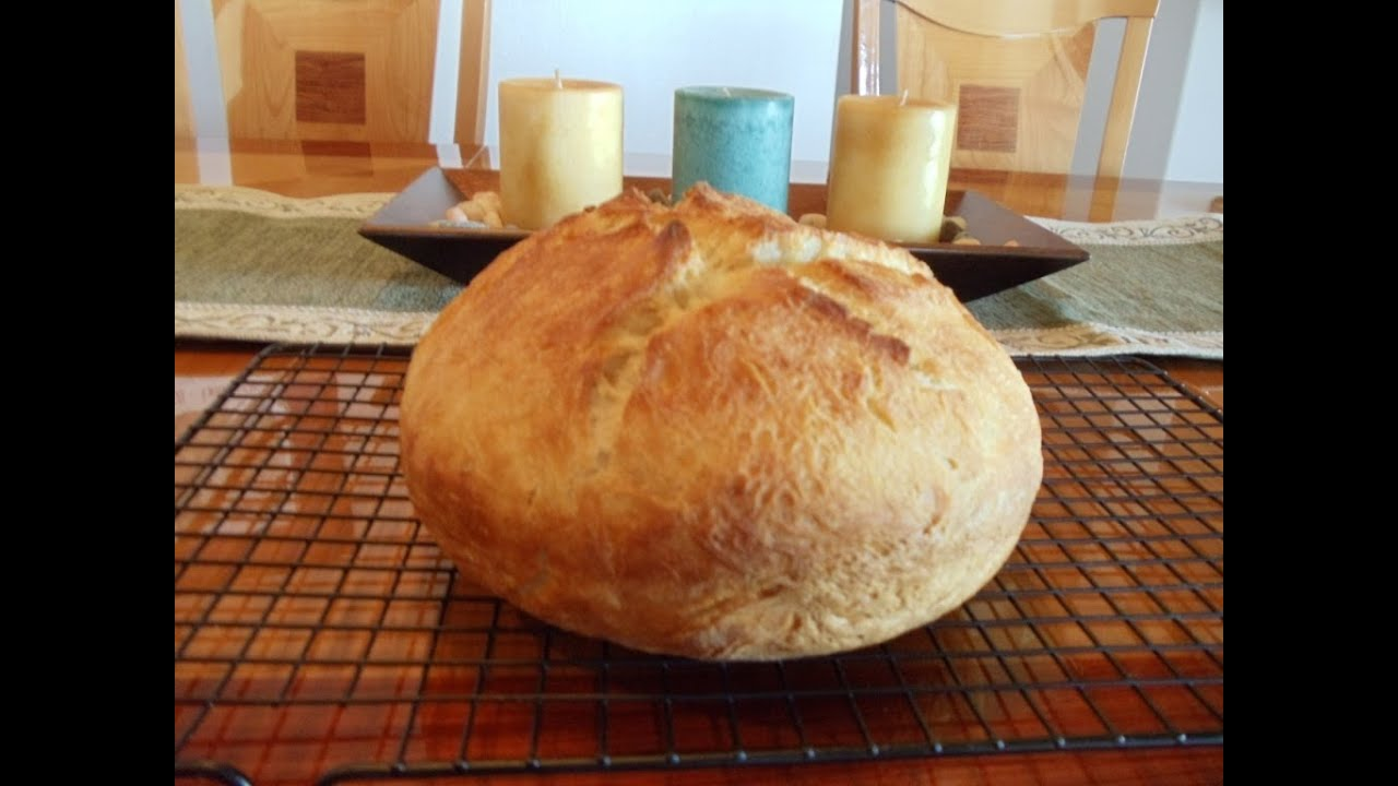 Introduction To No Knead Beer Bread A K A Artisan Yeast Beer Bread Youtube