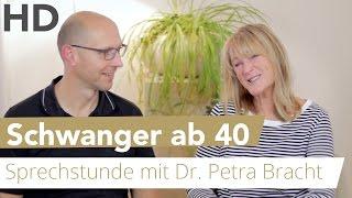 Schwanger ab 40 // Die Sprechstunde mit Dr. Petra Bracht #6