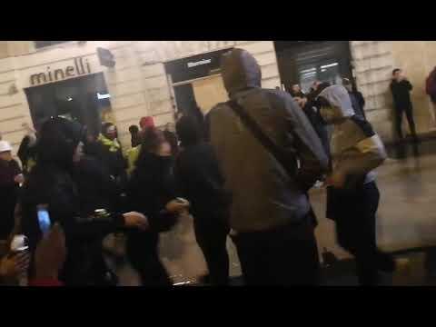 Desvalijan una tienda de Apple en Burdeos durante las protestas