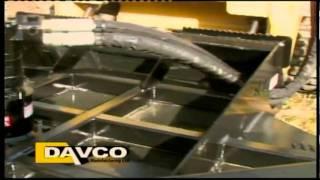 Forestry Brush Cutter and Terex / ASV Track Loader