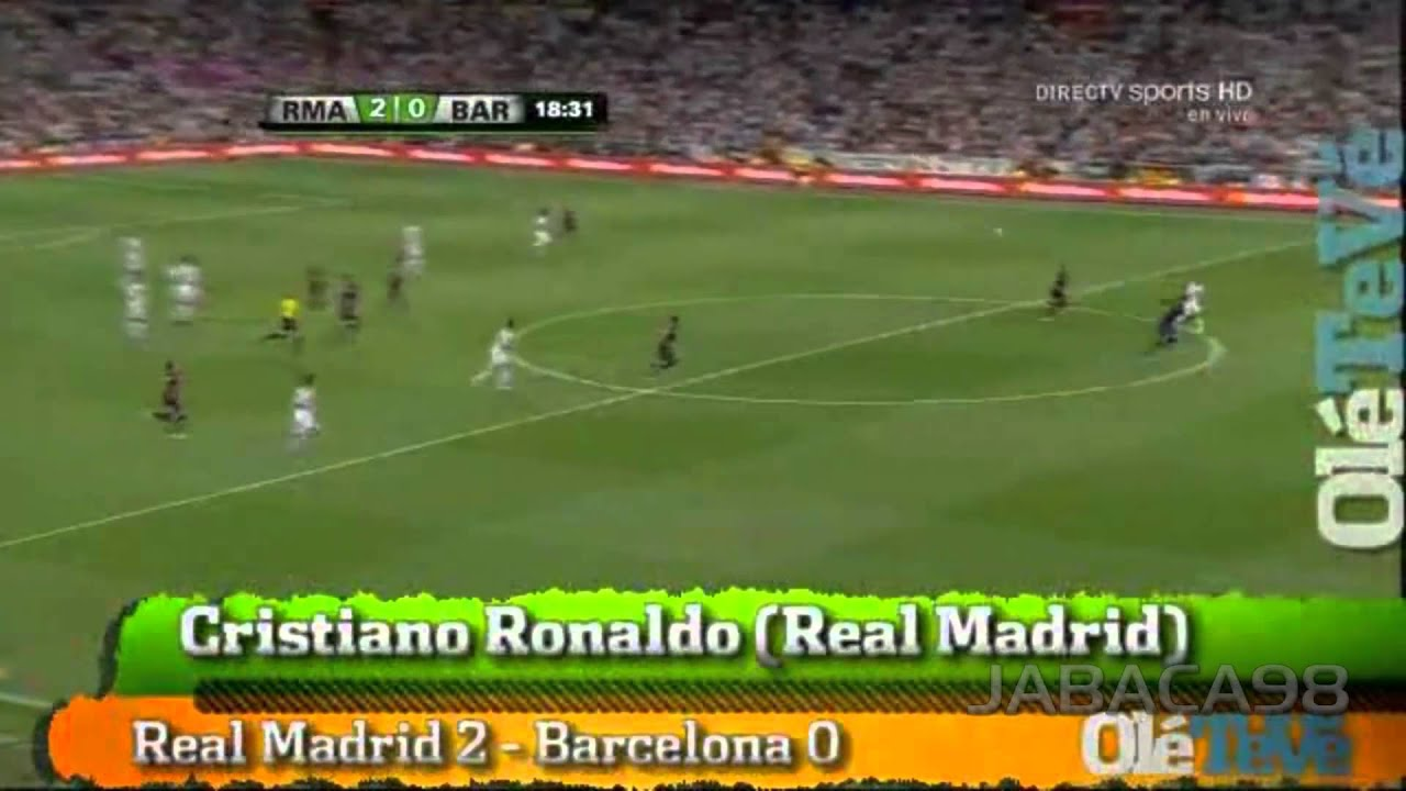 Highlights: Real Madrid - Man. City 1-2 | UEFA Champions ...