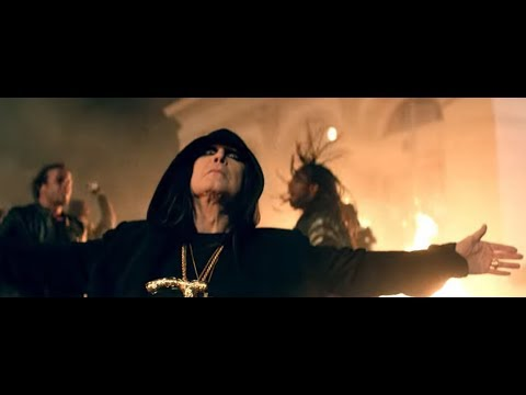 """Ozzy Osbourne releases new music video for """"Straight To Hell"""""""