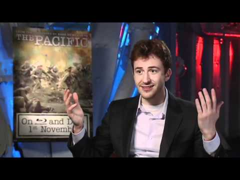 Joe Mazzello On The Pacific  Empire Magazine