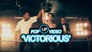 Panic! At The Disco: Victorious (Pop Up Video)