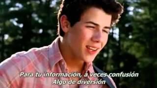 Video Nick Jonas - Introducing Me en español download MP3, 3GP, MP4, WEBM, AVI, FLV Mei 2018