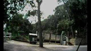 Naar Kim's Camping in llafranc