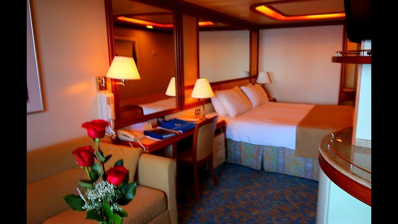 Coral Princess Balcony Cabin Versus Mini Suite Youtube