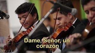 Dame Señor un corazón KARAOKE - Martín Franco, Williams Romero, Orquesta y Coro Guatemala