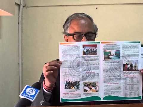 Hon'ble JusticeSoumitraPalJudgeHighCourt,Calcutta NatnlLokAdalat@PB edweepNews3