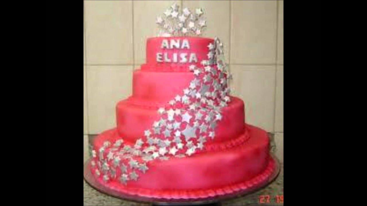 Bolos de 15 anos cris cake youtube bolos de 15 anos cris cake thecheapjerseys Choice Image