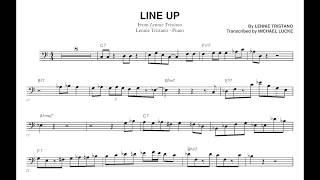 Lennie Tristano - Line Up - Transcription