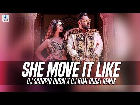 She Move It Like (Remix) | DJ Scopio Dubai X DJ Kimi Dubai | Badshah | Warina Hussain | ONE Album
