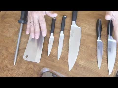 Измерение твердости стали ножей Твердомером ТК 2 #8