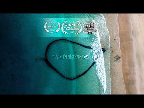The Philippines by Drone - InterDrone 2017 Winner!!