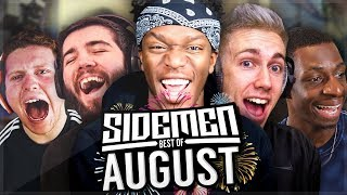 SIDEMEN BEST OF AUGUST 2018
