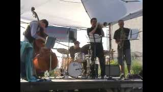 ROB BROWN Quartet -Red Hook Jazz Festival - Brooklyn, NY - June 9th, 2013