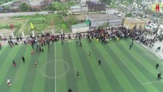 Trực Tiếp : Bán Kết 1 . Fc Thanh Châu vs FC Thục Thiện . Giải Bóng Đá ĐTBT Mở Rộng Năm 2019