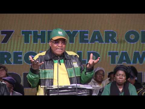 Jacob Zuma says ANC stalwarts