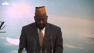 Allah Listens to the Prayer   Ibrahim Naeem   Jalsa Salana West Coast