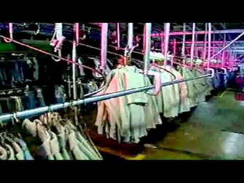 Comp-U-Sort Garment Sorting Technology