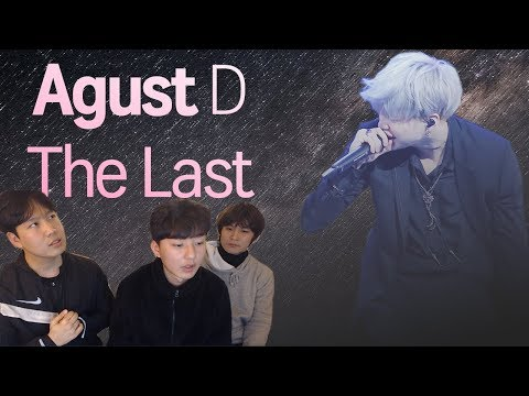 Free Download Eng) Agust D - The Last Reaction! [리액션 보이즈] Mp3 dan Mp4