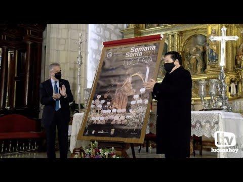 VÍDEO: Presentación del Cartel de la Semana Santa de Lucena 2021