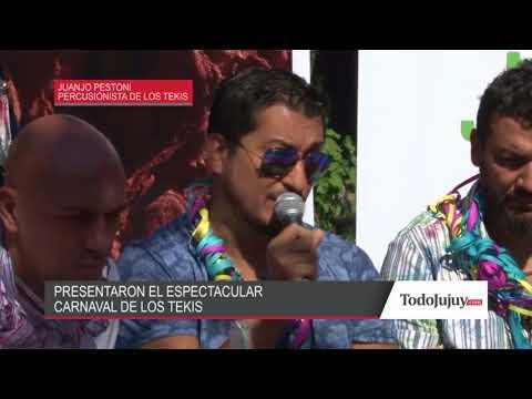 Carnavalito a la mexicana: es jujeña