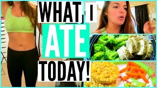 WHAT I ATE TODAY! Starting A New Cleanse & Weight Loss! | Casey Holmes
