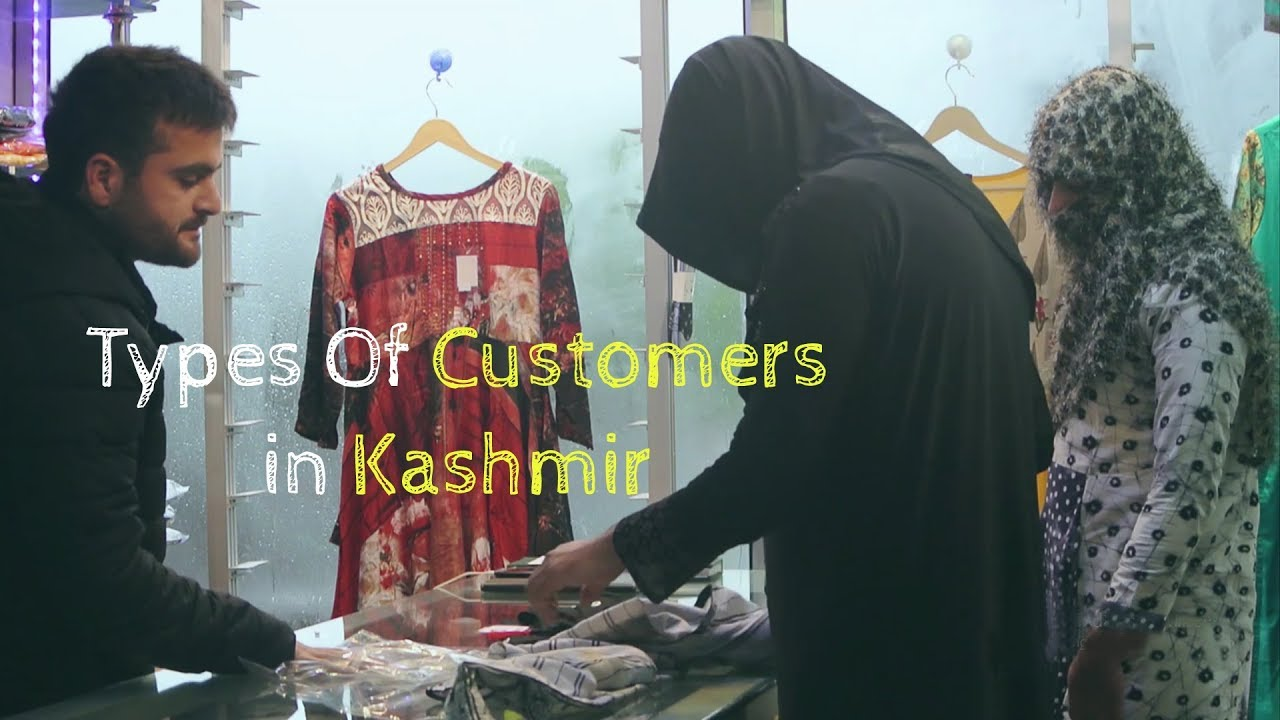 Types of customers in kashmir | best kashmiri comdey | Koshur Kalakar