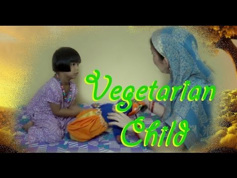Vegetarian Child - Short Film, ISKCON