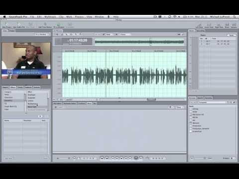 Broadcast Audio Mastering