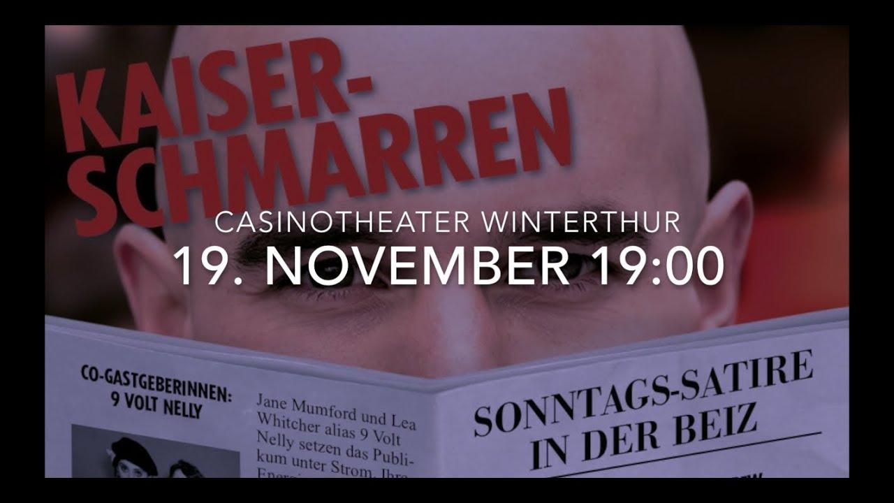 Kaiser-Schmarren 19. November - YouTube