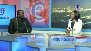 THE 6PM NEWS (Guest: Rev NTA  William CHE) MONDAY JANUARY 14 th 2019 - EQUINOXE TV