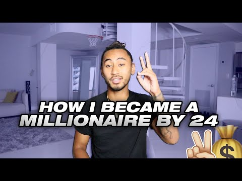 How I Became A Millionaire By 24