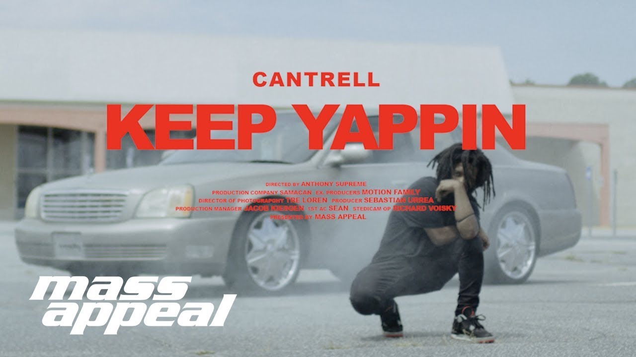 Download Cantrell - Keep Yappin (Official Video)