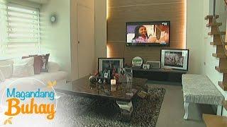 Magandang Buhay: Rufa Mae shows her condo unit