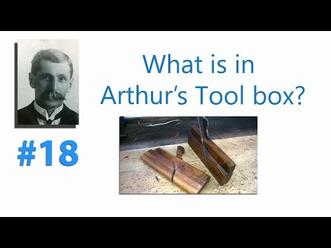 Hollow And Round Hand Planes | Arthur's Tool Box