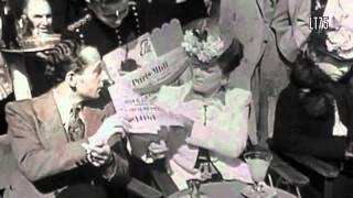"""""""For Dancers Only"""" (French swing)... Alix Combelle & Le Jazz de Paris (1941)"""
