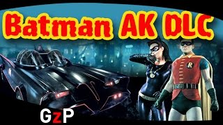 Batman Arkham Knight DLC 2008 Tumbler Batmobile Pack - PS4 XO