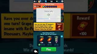 Plants VS Zombies Heroes Puzzle Party 5 December (Late)