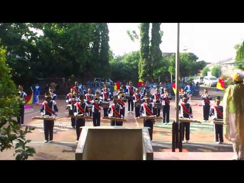 Marching Band SMA Negeri 40 Jakarta Utara ( MBXL ) Full