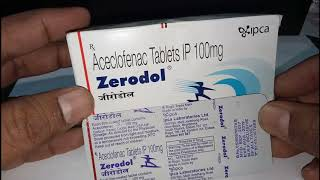 Zerodol Tablet - Uses, Side-effects, Reviews, and Precautions